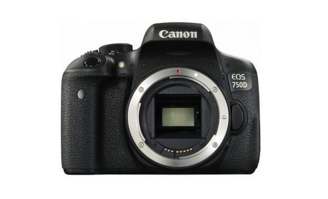 Recensione Canon EOS 750D