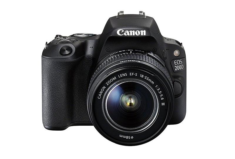 Recensione Canon EOS 200D Reflex