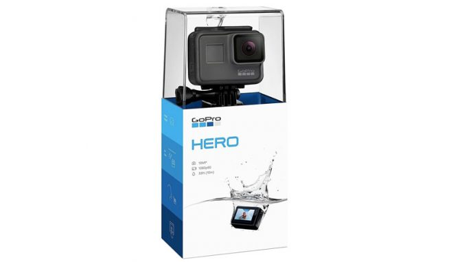 Recensione GoPro Hero 2018