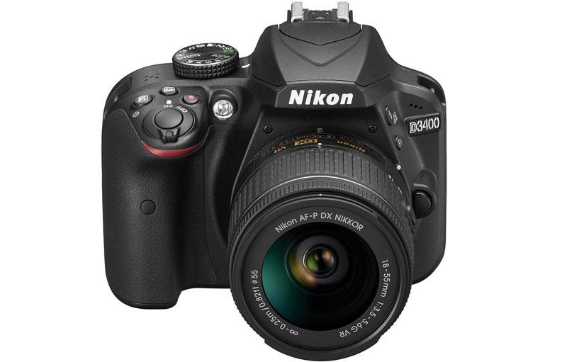 Recensione Nikon D3400 Nikkor 18/55