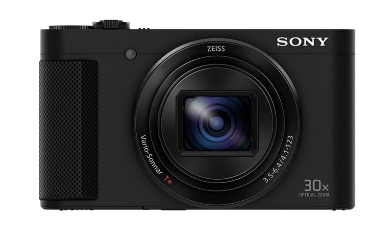 Recensione Sony DSC-HX90