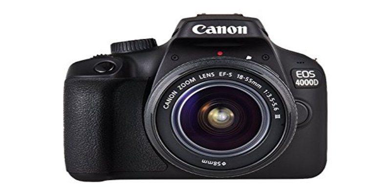 canon-eos 4000d-recensione-scheda-tecnica-prezzo