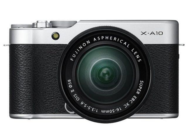 Fujifilm X-A10 Prezzo Amazon