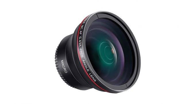 Recensione Obiettivo Neewer Grandangolare Macro Close-Up 52mm