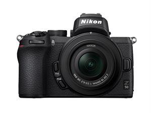Nikon Z50 + ZDX 16-50VR: Recensione e Opinioni